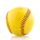 Used base ball Royalty Free Stock Images