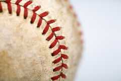 Used baseball Stock Photography