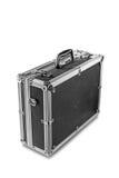 Used Black Photo Flycase Stock Photo
