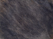 Used black wood board texture Stock Image
