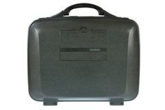 Used Briefcase Stock Photo