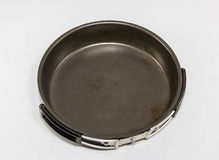 Used Camping Supplies - Cookware Royalty Free Stock Image