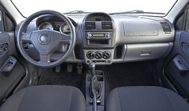 Used car interior Royalty Free Stock Photography
