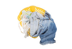 Used clothes Stock Images
