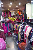Used clothes shop Kaohsiung Taiwan Stock Images