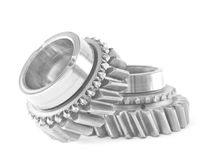 Used cogwheel  Stock Images