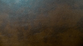 Used Dark Brown Leather Seamless Pattern Background Texture For Furniture Material Stock Photography