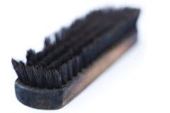 Used Shoe Brush Stock Photo