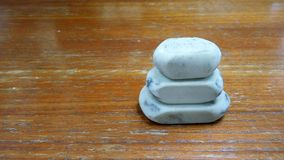 Used eraser Royalty Free Stock Photography