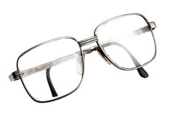 Used glasses Stock Photography