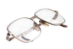 Used glasses Stock Photo
