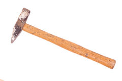 Used hammer Royalty Free Stock Photo
