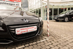 Used Honda car Royalty Free Stock Photos