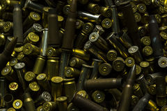 Used metal bullet Royalty Free Stock Photography