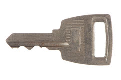 Used metal key Stock Images