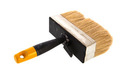 Used paint brush Stock Image