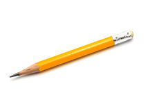 Used pencil Royalty Free Stock Photo
