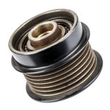Used pulley Royalty Free Stock Image