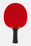 Used racket for playing table tennis. Stock Images