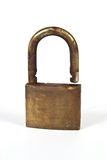 Used rusty padlock Royalty Free Stock Images