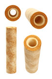 Used rusty water filter purification cartridge Stock Photos
