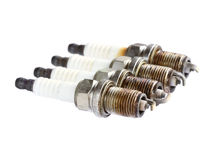 Spark plug Royalty Free Stock Photo