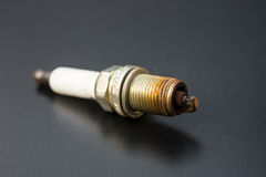 Used sparkplug Royalty Free Stock Photos