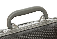Used suitcase detail Royalty Free Stock Images