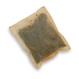 Used tea bag Royalty Free Stock Photos