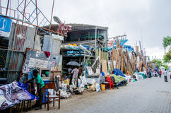 Used things market place at Male. Maldives. Stock Photos