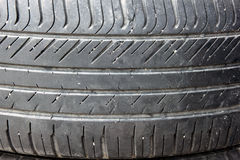 Used Tire Royalty Free Stock Image
