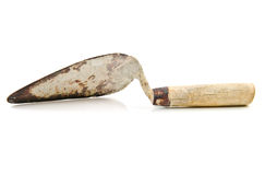 Used trowel Stock Photos
