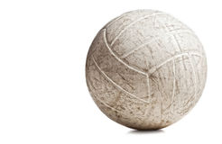 Used volley ball Royalty Free Stock Photos