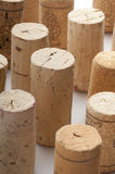 Used wine corks Royalty Free Stock Image