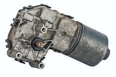 Used wiper motor Stock Photo