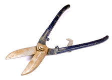 Used Wire Cutter Royalty Free Stock Images