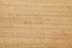 Used wooden chopping board surface background Stock Photography