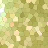 Useful abstract illustration of Green and Yellow Little hexagon. Beautiful for your project vector illustration