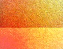 Useful abstract illustration of yellow, orange and red Textured Impasto paint. Stunning background for your prints. Useful abstract illustration of yellow stock photography