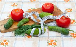 Useful diet Stock Images