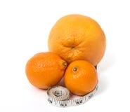 Useful fruits Stock Photography
