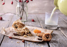 Useful snack Stock Images