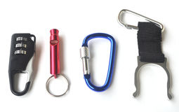 Useful tools for hiking royalty free stock image