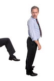 Useless businessman Royalty Free Stock Images