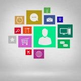 User interface Royalty Free Stock Image