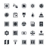 User Interface and Web Colored Vector Icons 11 Stock Photos