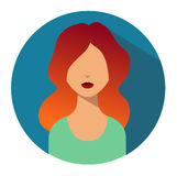 User sign icon. Person symbol. Human avatar. Royalty Free Stock Photography
