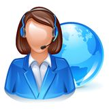User-support-www(1).jpg Royalty Free Stock Image