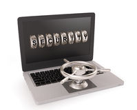 Users' security Royalty Free Stock Images