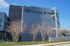 USF campus buidling Stock Images